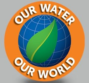 Our Water Our World Logo Link